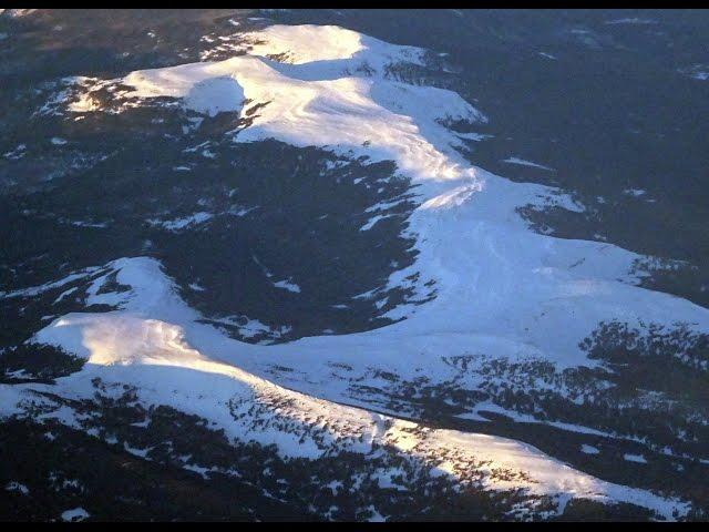 Dallas-San Francisco flight AA1393: W. Texas, Turkey Mtn NM, Four Corners, East Bay-SF 2016-01-27