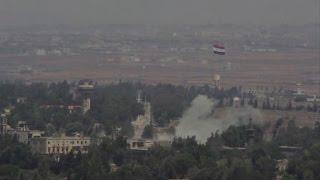 Syrian rebels seize Golan border crossing on Syria side