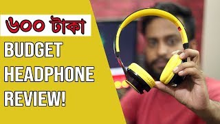Best Quality Headphone in Budget Review | Micropack Headphone!