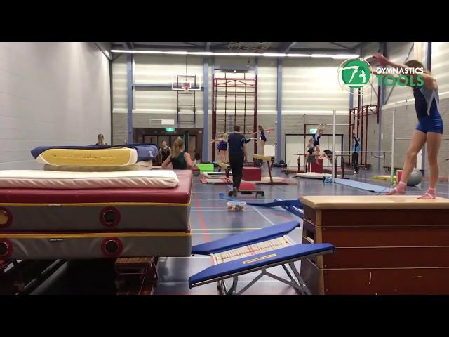 Back Handspring Drills & Exercises Floor Gymnastics