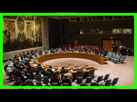 Breaking News   Un bans 4 ships from all ports for north korea ties