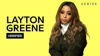 "Layton Greene ""Blame On Me"" Official Lyrics & Meaning 