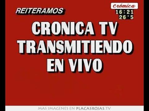 Cronica Tv En Vivo