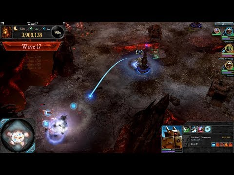 Dawn Of War 2 Retribution Last Stand: Tau Commander- Marker Drone And Anti-armor Missiles