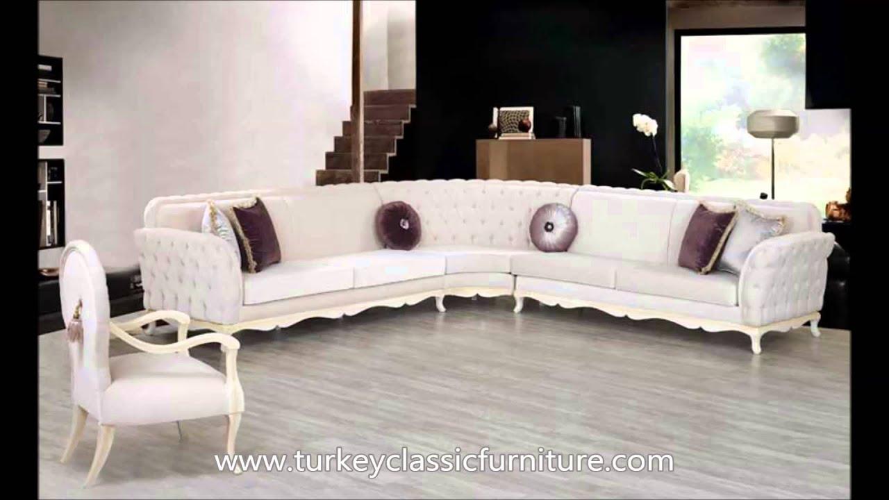 Classic Corner Sofa Sets