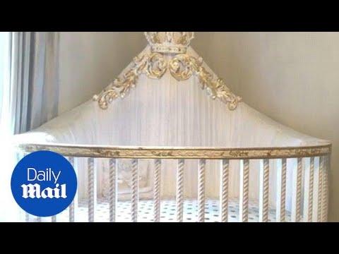 Cardi B gives a sneak peek inside baby Kulture's nursery - Daily Mail