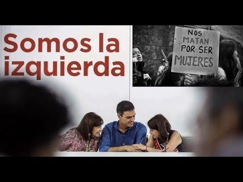En España y en Argentina, la izquierda defiende a los violadores.