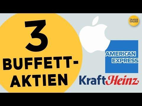 3 Buffett-Aktien - kaufen?