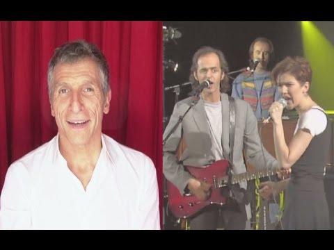 "My Taratata - Nagui - FredericksGoldmanJones & Céline Dion ""J&39;irai où tu iras""  1995"
