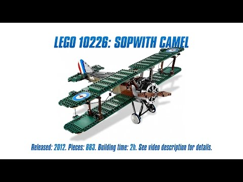 how to build a lego battlefield