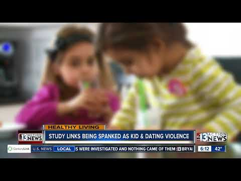 Study Links Spanking And Dating Violence