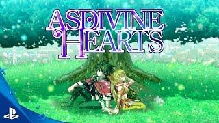 Asdivine Hearts - Official Trailer | PS4, PS3, PS Vita