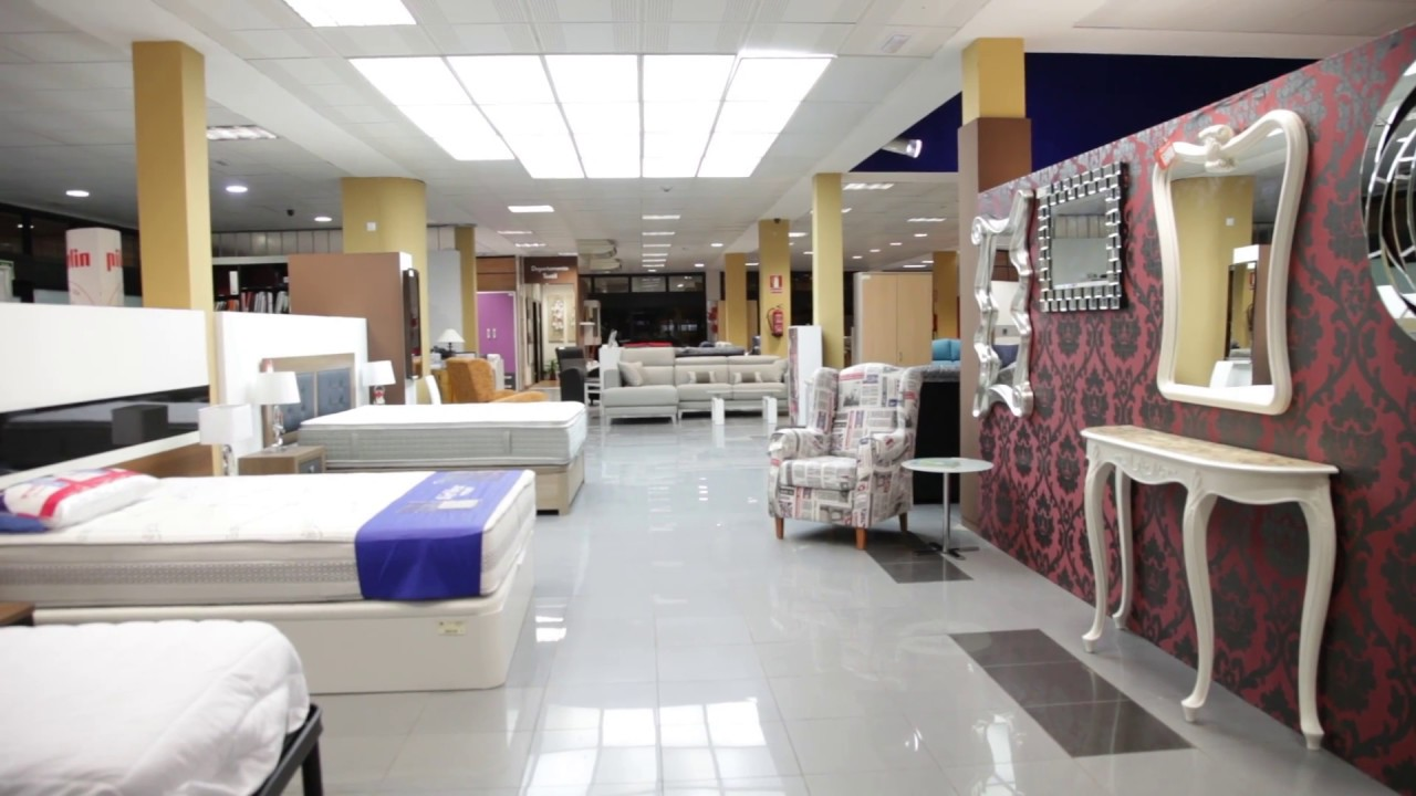 Muebles san jos youtube for Muebles jope leon