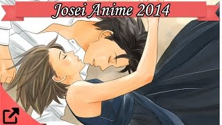 Top 10 Josei Anime 2014 (All the Time) 城西アニメ