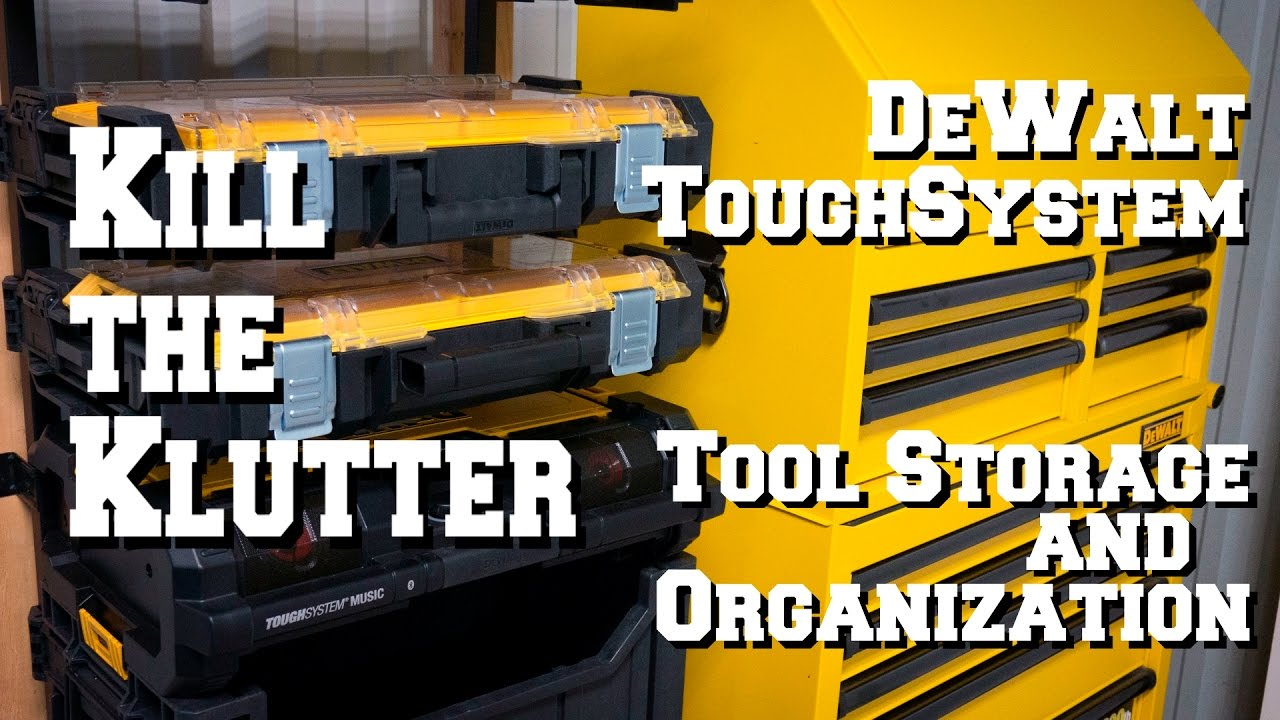What Do You Think Of This Tool Storage System For A