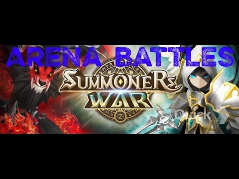 TOA 72 Artamiel and Dark Martial Cat Miho - Summoners War ...
