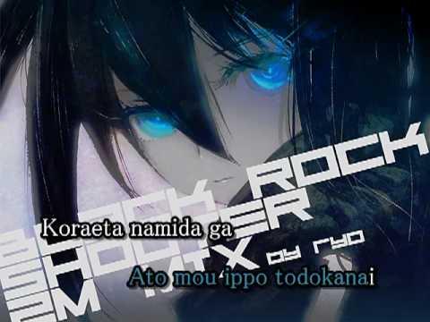 【 KARAOKE SUB 】Black Rook Shooter - off vocal version
