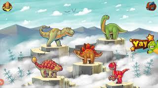 Dinoboom Puzzles (20 Dinosaurs) 4 Bonus lvl MUSIC ONLY 2018