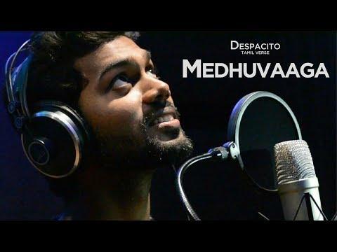 Despacito Tamil Verse - Medhuvaaga | Vignesh Chand | 1080p HD Video Song
