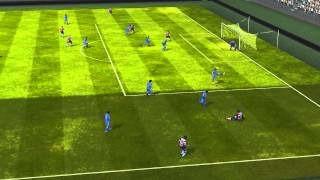 FIFA 14 iPhone/iPad - United States vs. Real Madrid