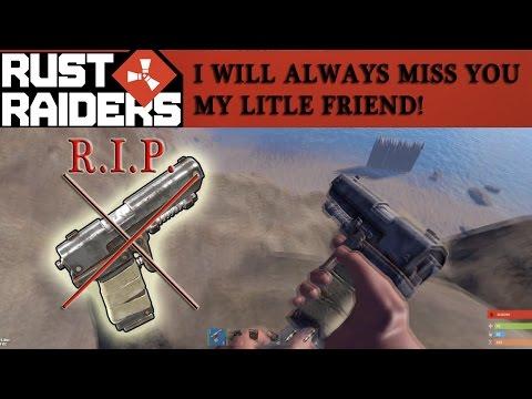 Rust - I will always miss you my little friend!! #Rust Raiders ├English|Deutsch┤
