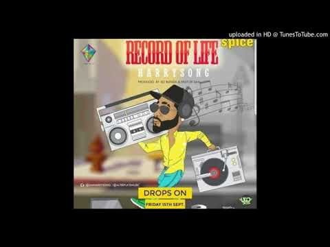 Harry song record of life