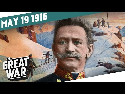 Conrad's Cunning Plan - Hiding In Plain Sight I THE GREAT WAR Week 95