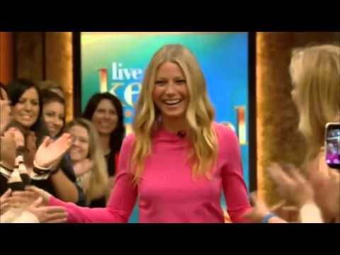 Gwyneth Paltrow interview | Live! with Kelly and Michael Apr 13, 2016