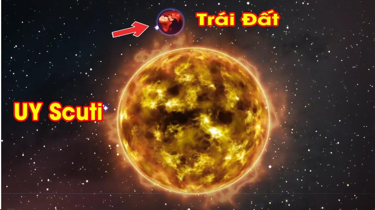 Mùa Hè sẽ kéo dài đến 2500 năm nếu thay Mặt Trời bằng ngôi sao khổng lồ