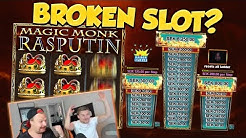 BIG WIN!!! Rasputin BIG WIN - DONT SAY HIS NAME - Casino games (gambling)
