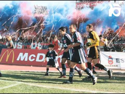 Himno Club Universidad de Chile