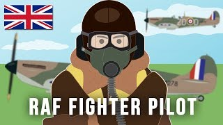 RAF Fighter Pilot (World War II)