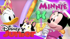 Disney Junior Minnie Toons 🎀 15 Minuten Compilation ⏰