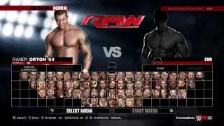WWE 2K15 | All Superstars, Divas, Managers and Arenas