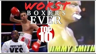 THE WORST BOXERS OF ALL TIME