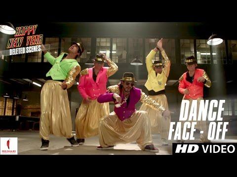 Happy New Year   Dance Face - Off   Deleted Scene   Deepika Padukone, Shah Rukh Khan