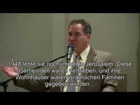 Miko Peled - Ein jüdischer Israeli und Friedensaktivist über die Wahrheit in Israel (Dt. Untertitel)
