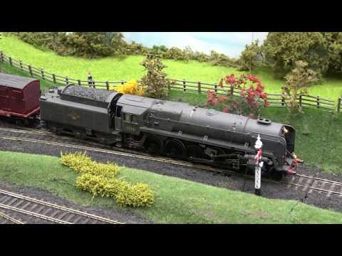 Severn Valley Railway Open House Weekend (Model Railway Exhibition) 2018 - Part 1