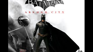 Batman: Arkham City (PC) - Batman Begins - TexMod skin - Gameplay!