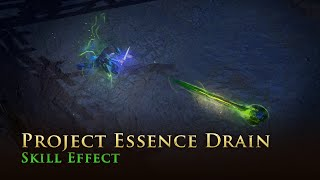 Path of Exile: Project Essence Drain