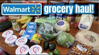 $150 WALMART GROCERY HAUL | FEEDING A FAMILY ON A BUDGET?