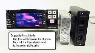PIX 270i Multi-Drive Recording