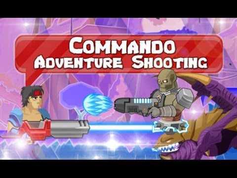 Commando: Adventure Shooting - Android Game-play HD
