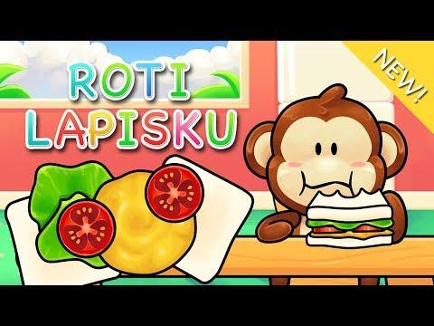 Lagu Anak Indonesia | Roti Lapisku