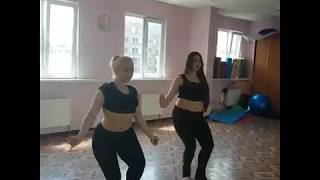 """DIVA DARINA teaching private lesson """"How to use arms and breathing"""""""