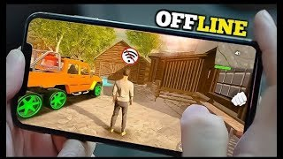 Top 10 OFFLINE Games Android and iOS 2018 Under 200 MB (Good Graphics)