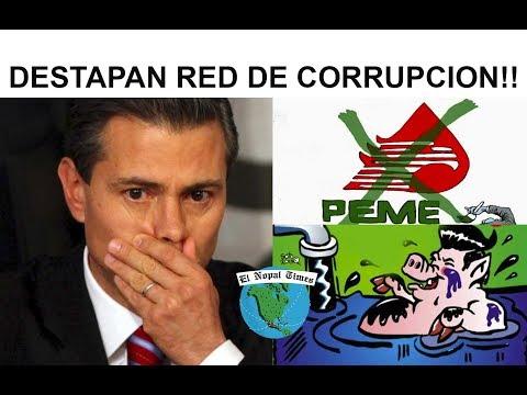 Emi Lozoya Mete en Problemas a EPN // EL NOPAL TIMES #ENT 319