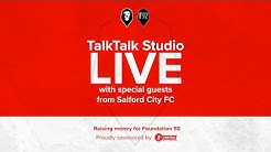 TALKTALK STUDIO LIVE | Raising money for Foundation 92!