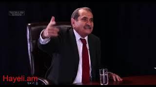 Նիկո՛լ, էս ամեն ինչը քո քթից է գալու․բանավեճ Գուրգեն Եղիազարյանի ու Ազատ Արշակյանի միջև