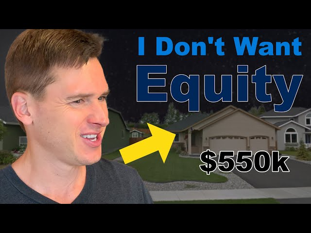 My $550K Home: Why I'm Stripping Out The Equity